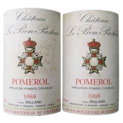 Chateau Le Bon Pasteur 1988