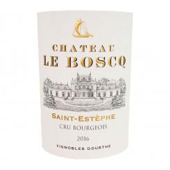 Chateau Le Boscq 2004