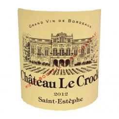 Chateau Petit Bocq 2000