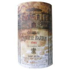 Chateau Leoville Barton 1986 (Etikett)