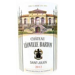 Chateau Leoville Barton 2012
