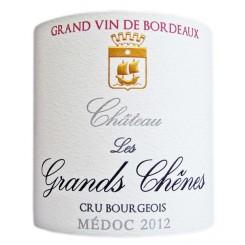 Chateau Les Grands Chenes 2012