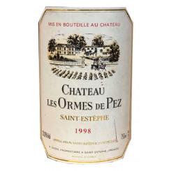 Chateau Les Ormes de Pez 1998