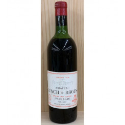 Chateau Lynch Bages 1985
