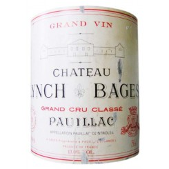 Chateau Lynch Bages 1996 - Etikett