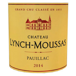 Chateau Lynch-Moussas 2009