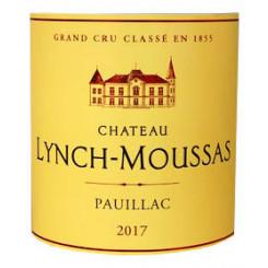 Chateau Lynch-Moussas 2009