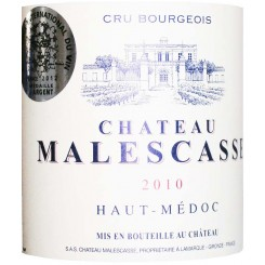 Chateau Malescasse 2010