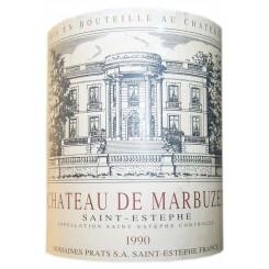 Chateau Marbuzet 1996