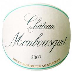 Chateau Monbousquet 2007 (weiß)