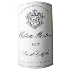 Chateau Montrose 2009