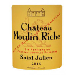Chateau Moulin Riche 2016