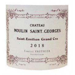 Chateau Moulin St. Georges 2011