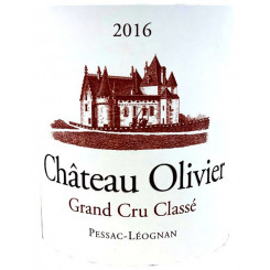 Chateau Olivier 2009