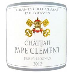 Chateau Pape Clement 2012