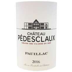 Chateau Pedesclaux 2012
