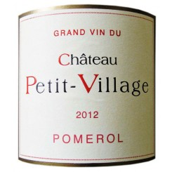 Chateau Petit Village 2010