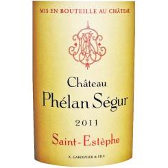 Chateau Phelan Segur 2011