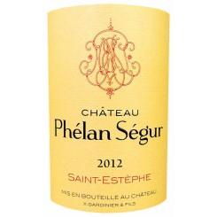 Chateau Phelan Segur 2012