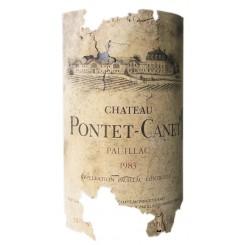 Chateau Pontet Canet 1986