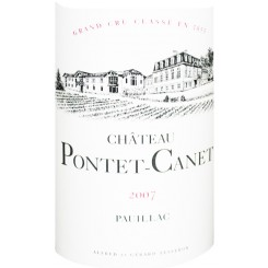 Chateau Pontet Canet 2007