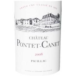 Chateau Pontet Canet 2008