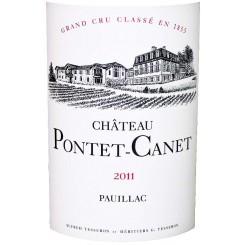 Chateau Pontet Canet 2011