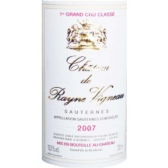 Chateau de Rayne Vigneau 2007
