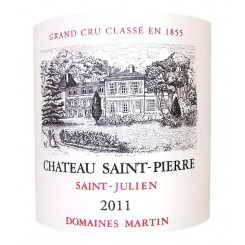 Chateau Saint Pierre 2011