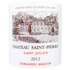 Chateau Saint Pierre 2012