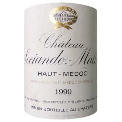 Chateau Sociando Mallet 1990