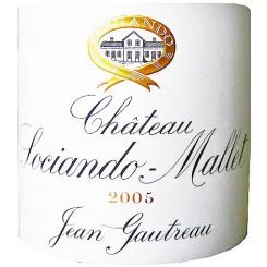 Chateau Sociando Mallet 2005
