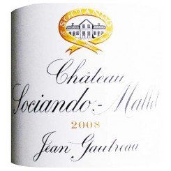 Chateau Sociando Mallet 200
