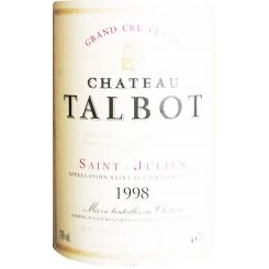 Chateau Talbot 1998