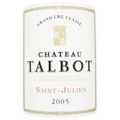 Chateau Talbot 2005 (0,375l)