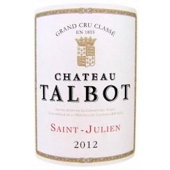 Chateau Talbot 2012