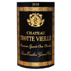Chateau Trottevieille 2018