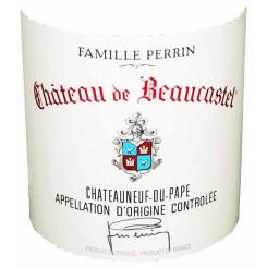 Chateau de Beaucastel Châteauneuf-du-Pape blanc 2014