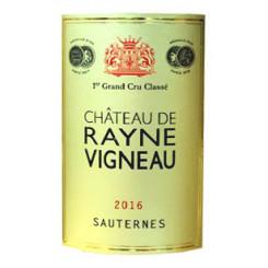 Chateau Rayne Vigneau 2016 (0,75l)