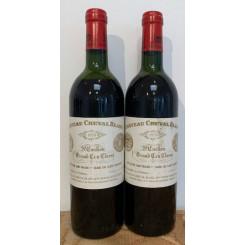 Chateau Cheval Blanc 1978 - Etikett
