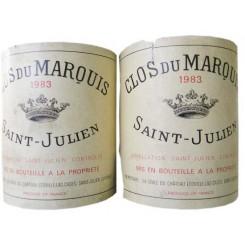 Clos du Marquis 2000