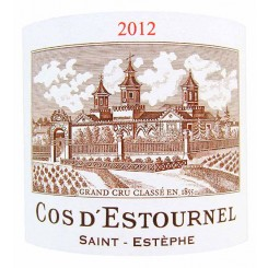 Chateau Cos d'Estournel 2012