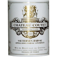 Chateau Coutet 2008 (0,75l)