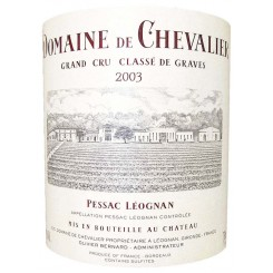 Domaine de Chevalier rot 2003