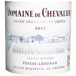 Chateau Domaine de Chevalier 2011