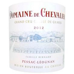 Domaine de Chevalier rot 2012