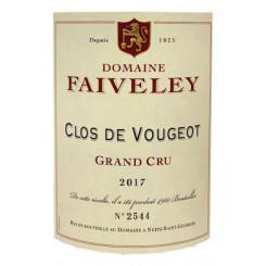 Domaine Faiveley Clos de Vougeot Grand Cru 2017