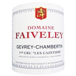 """Gevrey-Chambertin """"Les Cazetiers"""" 1er Cru 2005"""