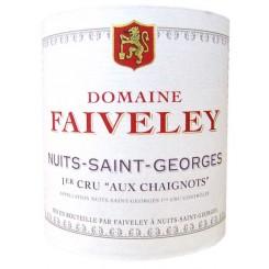 Domaine Faiveley Nuits St. Georges 1er Cru Aux Chaignots 2010