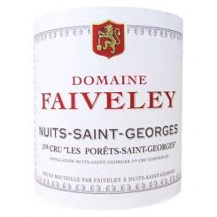 Domaine Faiveley Nuits St. Georges 1er Cru Les Porêts Saint-Georges 2012
